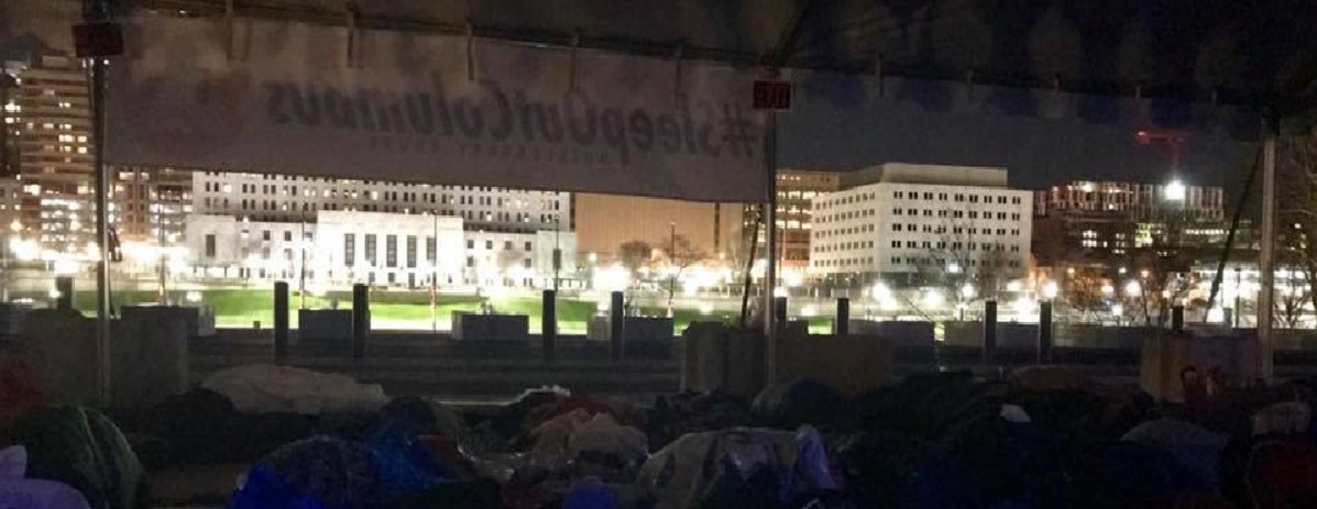 Sleep Out! Columbus 2020